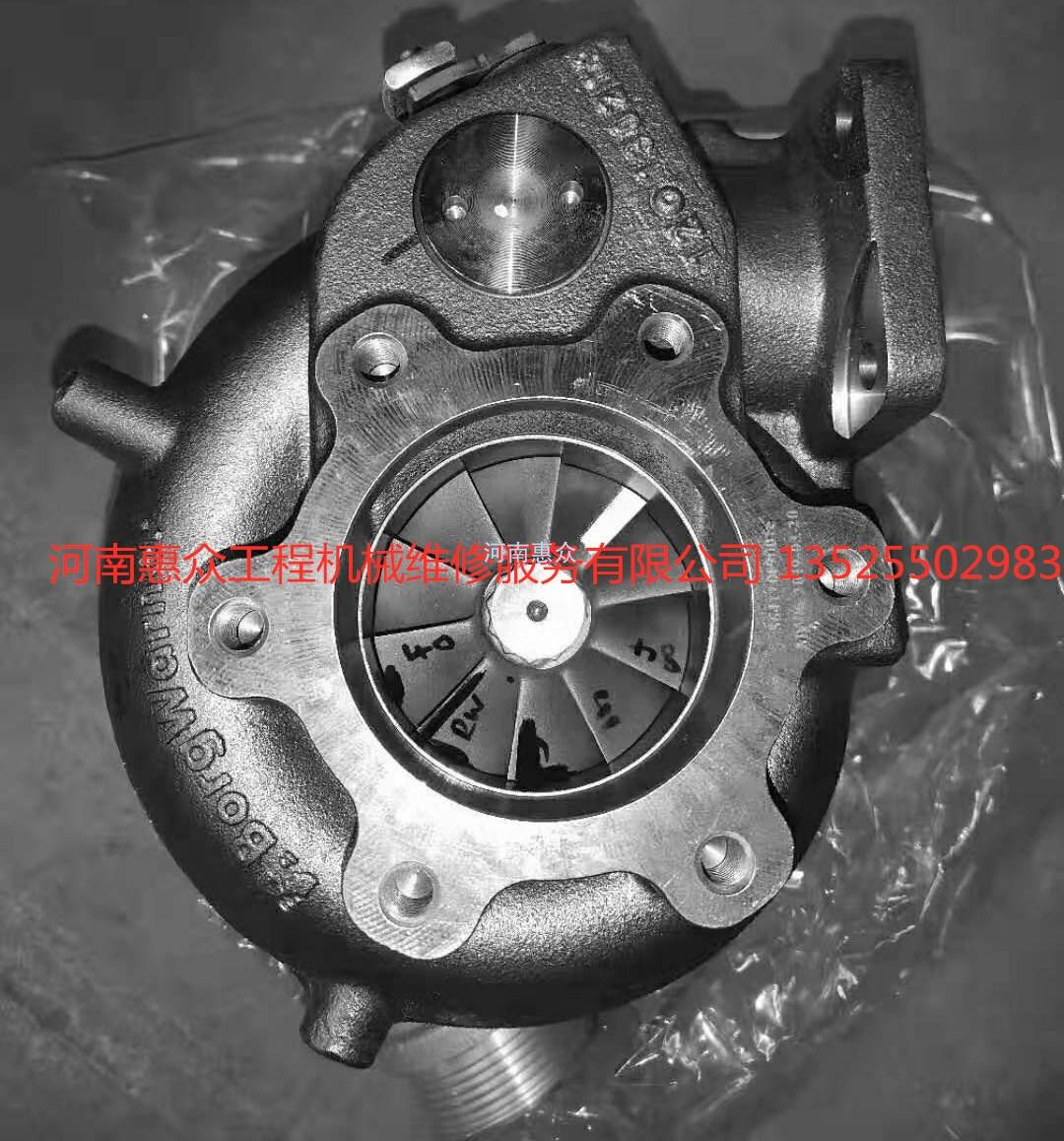 MTU新万博注册登录发动机涡轮增压器0090968999