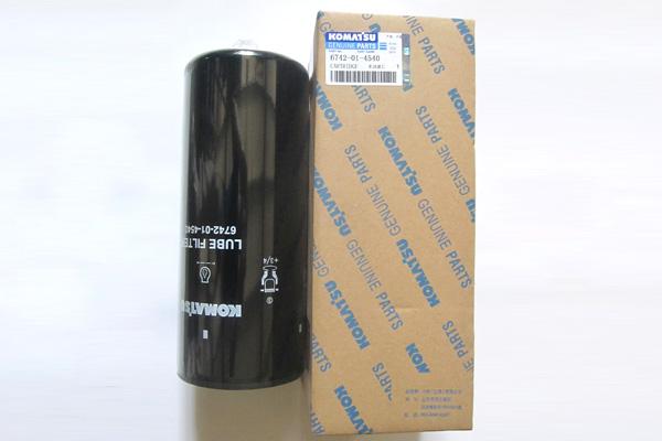 PC360-7机滤
