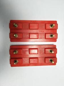 橡胶履带板聚氨酯履带板